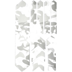 All Mountain Style Extra Frame Protection Kit 10 Pieces white/camo